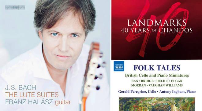 David Mellor's Album Reviews: Franz Halász, 40 Years of Chandos and Folk Tales
