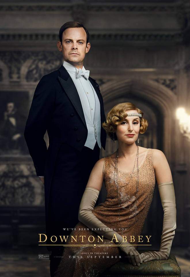 New Downton Abbey poster