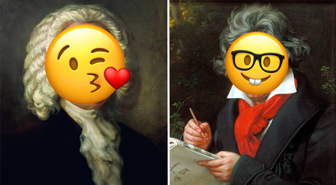 Which emoji are you, based on your taste in music? - Classic FM