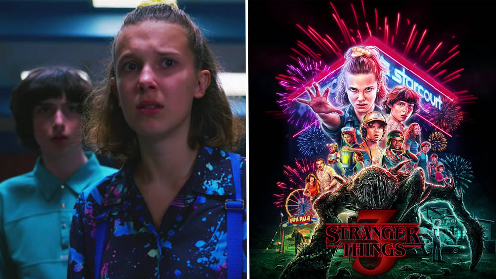 The music for Stranger Things season three has just dropped – and the first two tracks sound epic