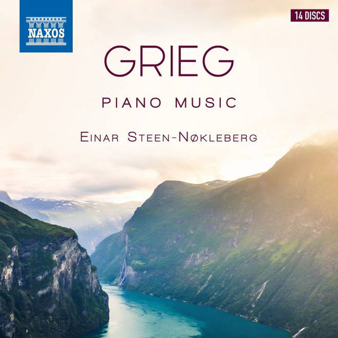 Grieg Piano Music
