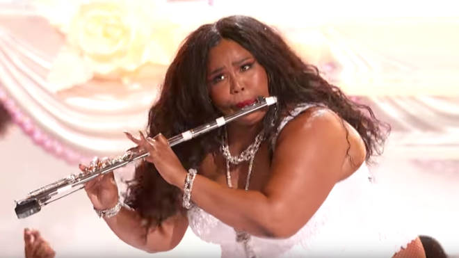 Lizzo's flute solo at BET Awards 2019