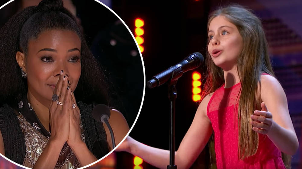 10-year-old opera singer blows AGT judges away with a