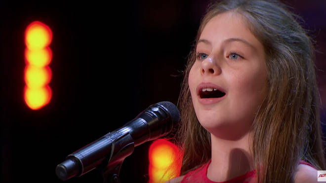 Emanne Beasha sang 'Nessun dorma' in her first audition