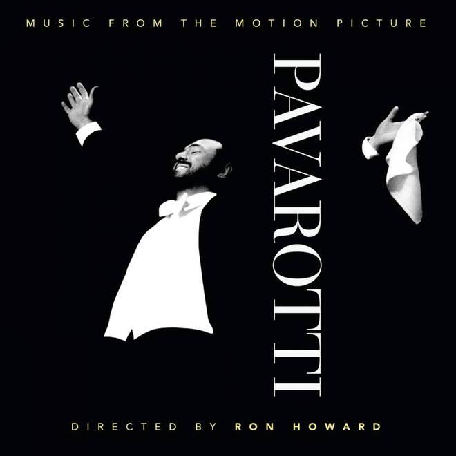 Soundtrack to Ron Howard's Pavarotti