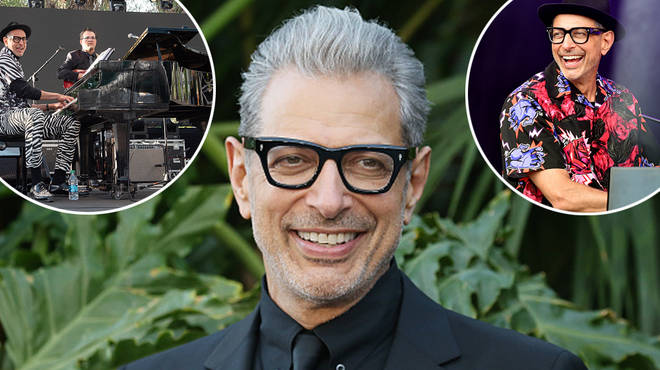 Jurassic Park actor Jeff Goldblum is releasing a second studio album featuring him playing the piano