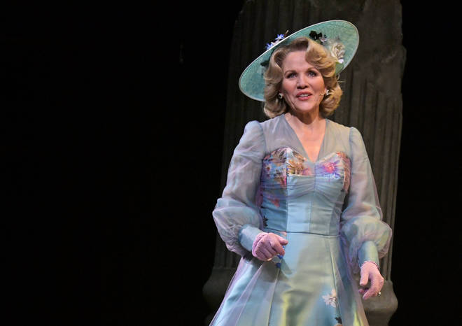 Renée Fleming stars in 'The Light In The Piazza'