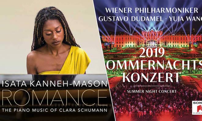 New Releases: Romance – Isata Kanneh-Mason; Summer Night Concert 2019 – Vienna Philharmonic & Gustavo Dudamel
