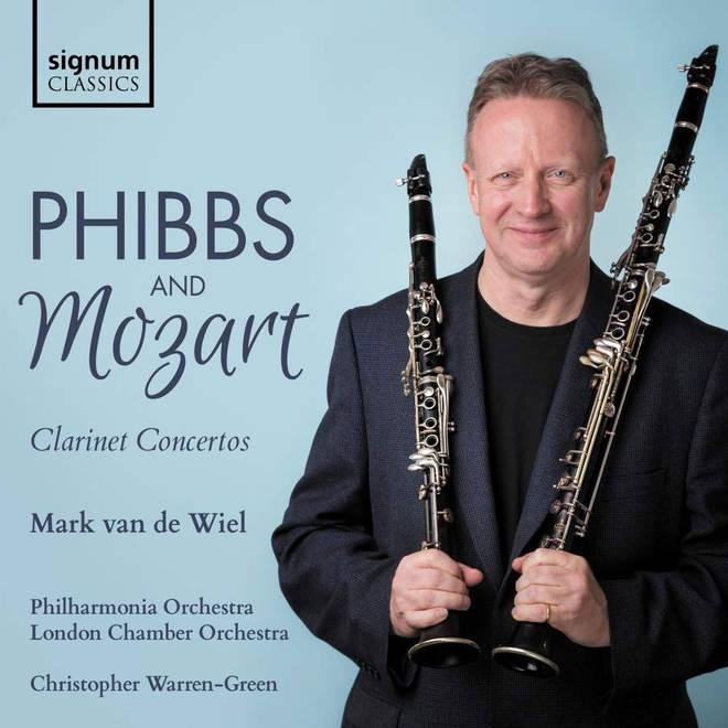Phibbs and Mozart: Clarinet Concertos
