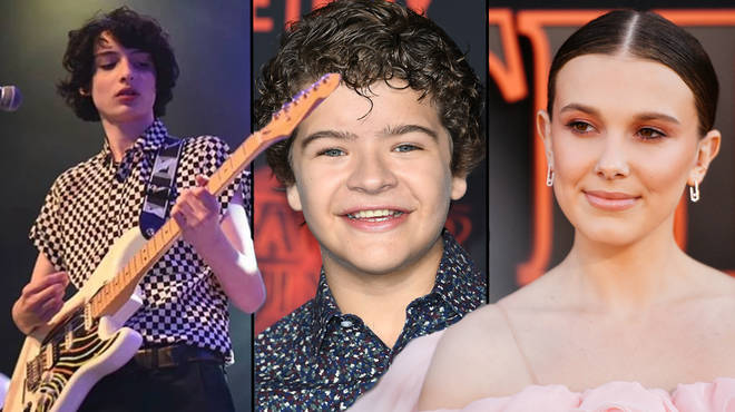 The Stranger Things cast are also a bunch of talented musicians