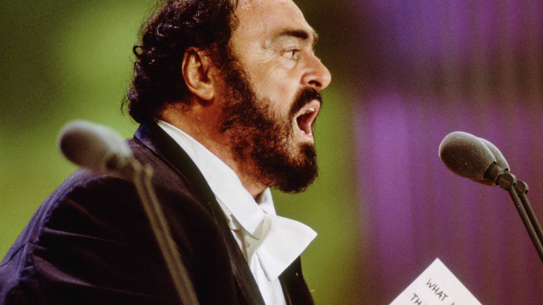 Pavarotti: Ron Howard describes the great operatic tenor as 'boyish'