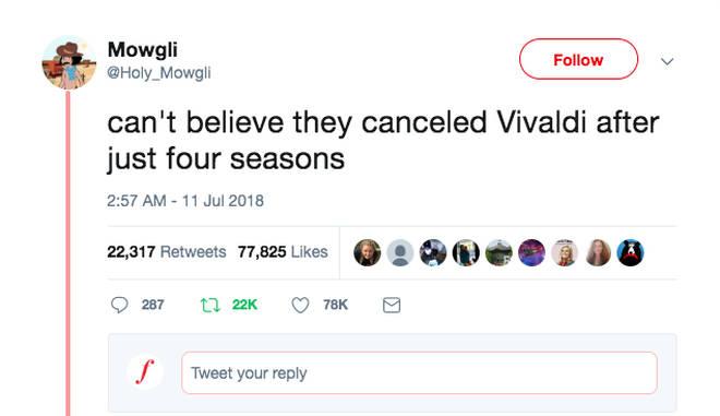 Vivaldi cancelled