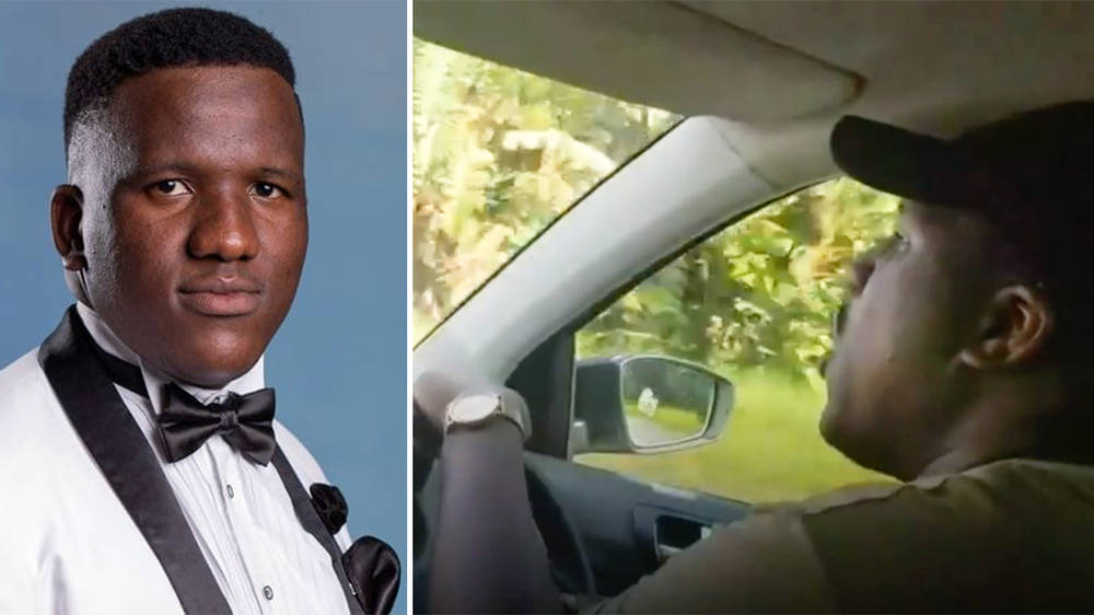 South African Uber driver sings Verdi on a ride, and obviously goes viral