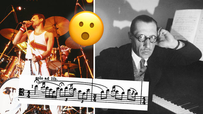 Queen and Stravinsky