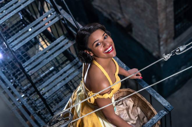 Ariana DeBose as Anita