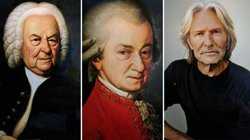 We tried the FaceApp challenge on composers – and the results are terrifying