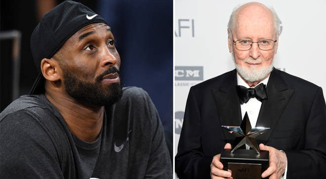 Kobe Bryant and John Williams