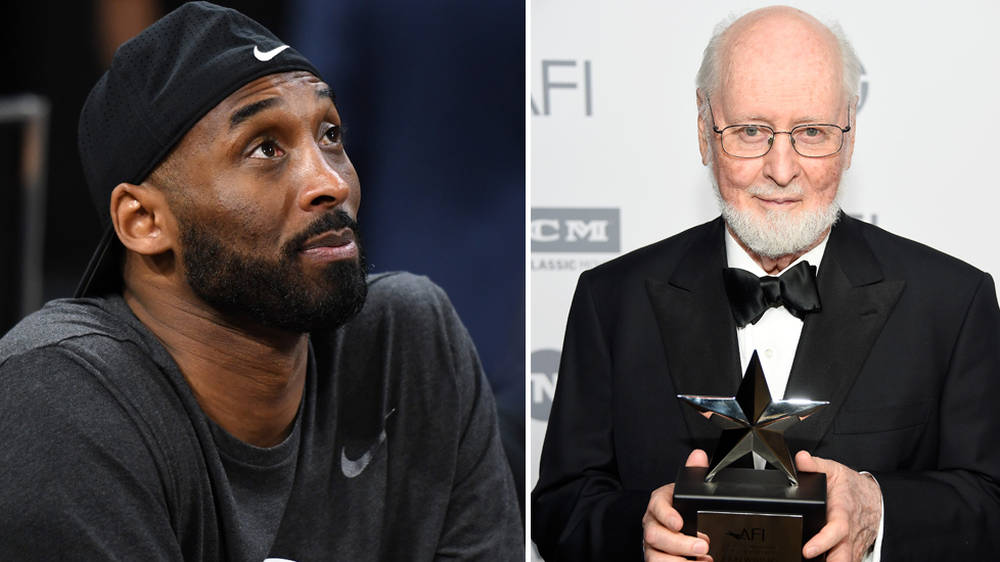Composer John Williams gave leadership advice to legendary basketballer Kobe Bryant and we love it