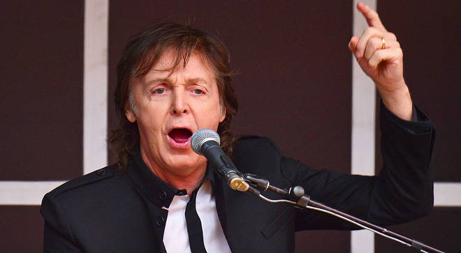 Sir Paul McCartney is writing his debut musical