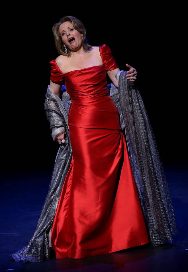 Renée Fleming, soprano