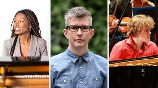 Classic FM Live October 2019 Isata Kanneh-Mason, Gareth Malone & Benjamin Grosvenor.