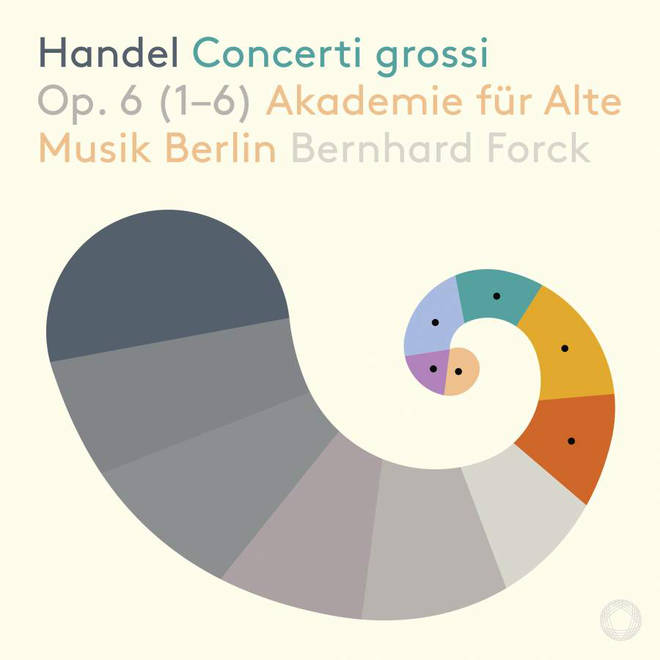 Handel Concerto grossi, Op.6 Academy for Ancient Music Berlin