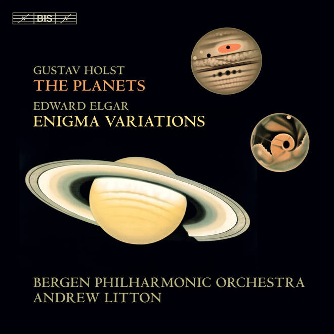 David Mellor's Album of the Week The Planets Bergen Philharmonic Elgar Enigma Variations Andrew Litton