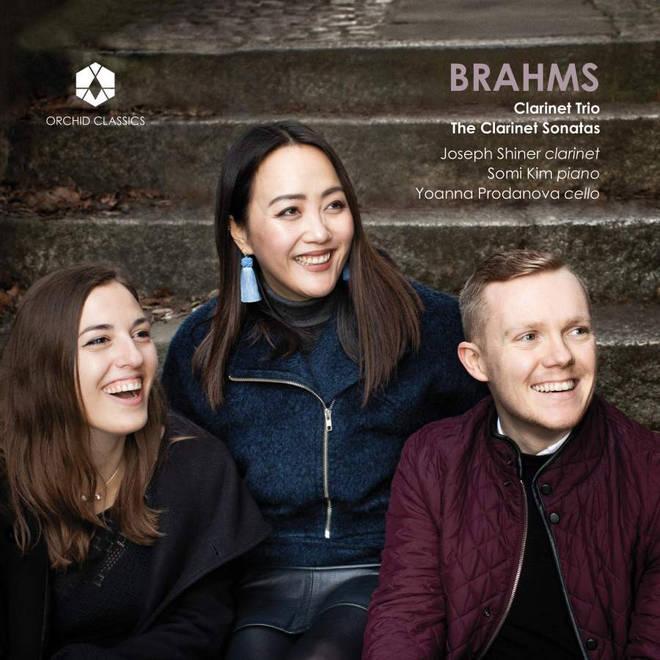 David Mellor's Album of the Week Brahms Clarinet Trio