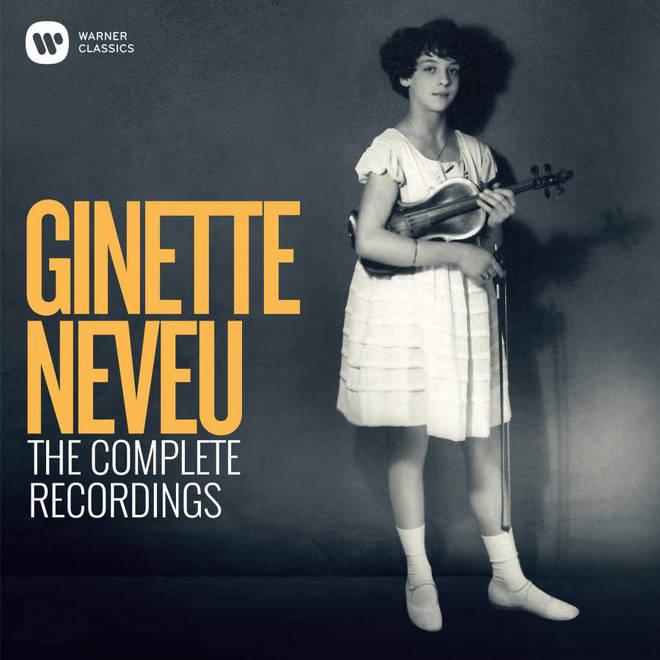 David Mellor's Historical Reissue of the Week Ginette Neveu Complete Recordings Warner