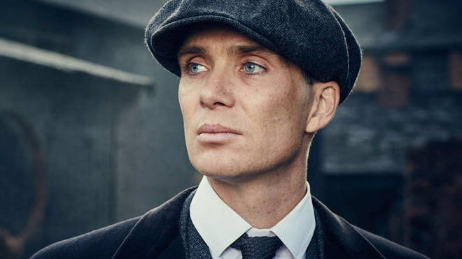 Cillian Murphy stars as Thomas Shelby in the TV drama