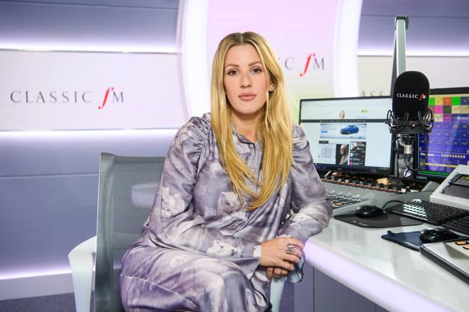 Ellie Goulding presenting Classic FM's Revision Hour