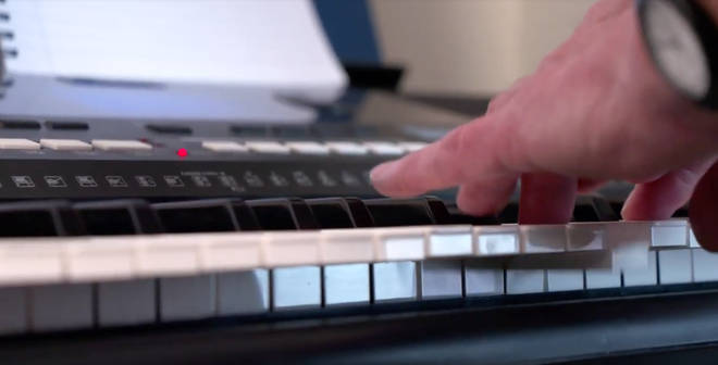 Playing the piano to alleviate the symptoms of Parkinson's disease