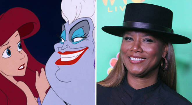 Queen Latifah to star as Ursula in Little Mermaid live event