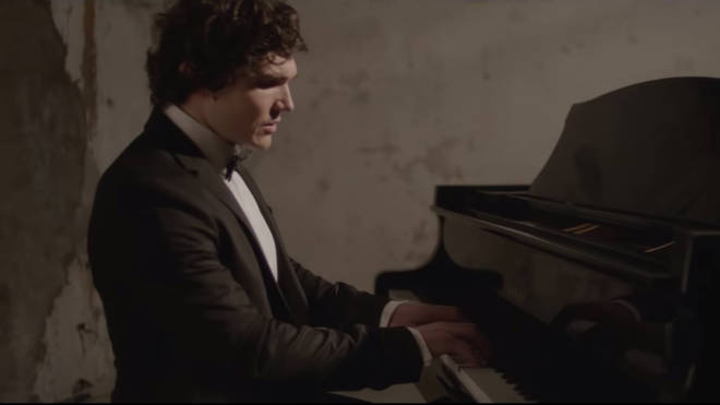 Fra Free plays pianist, Jim, in 'Animals' 2019