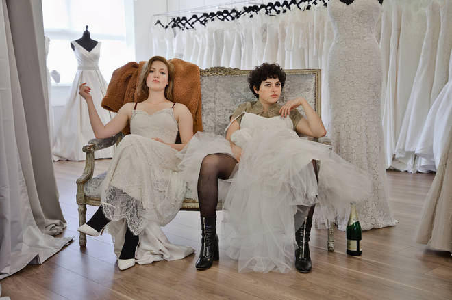 Animals film 2019 Holliday Grainger and Alia Shawkat