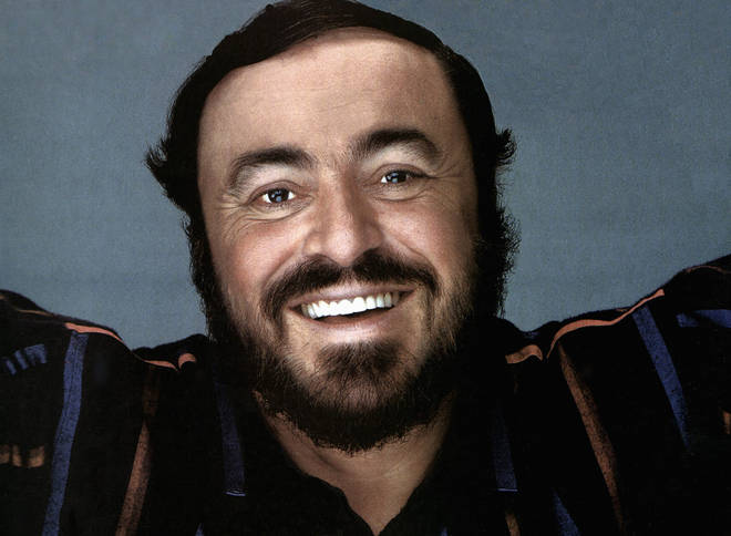 Pavarotti has inspired a new stage musical.