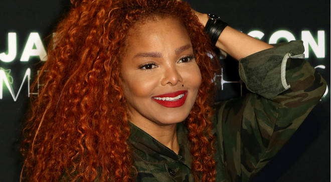 Janet Jackson's two-year-old son Eissa 'sleeps with his