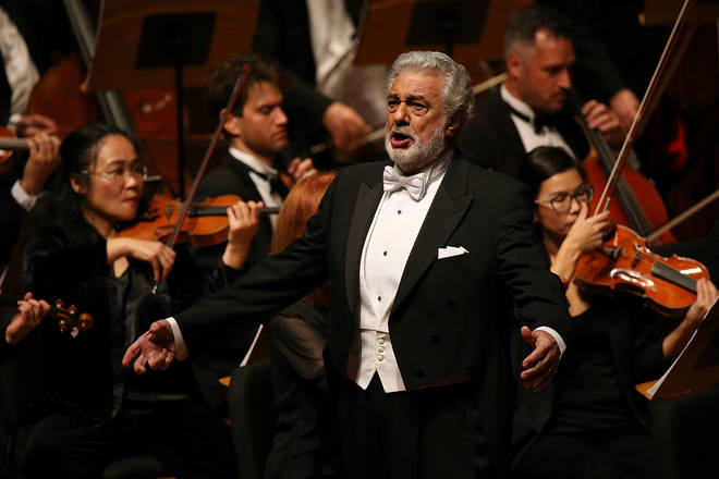 Plácido Domingo is one of the most celebrated and powerful men in opera
