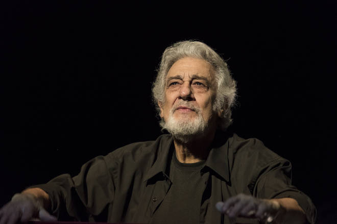 Plácido Domingo accused of sexual harassment