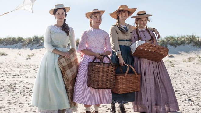 Emma Watson stars as Meg March