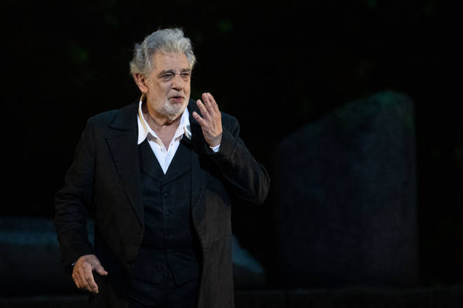 Plácido Domingo, 78-year-old Spanish tenor, accused of sexual harassment