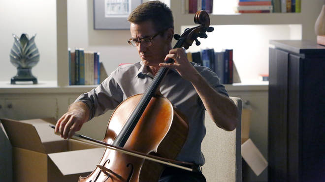 Dermot Mulroney played the cello in US drama series 'Pure Genius'