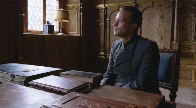 August Diehl, actor in A Hidden Life