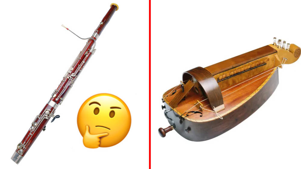 Most people can't identify 9/16 musical instruments – can you?