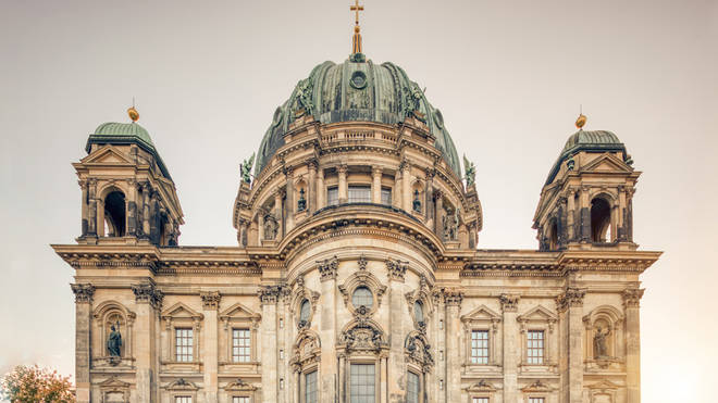 The 554-year-old choir performs at Berlin Cathedral