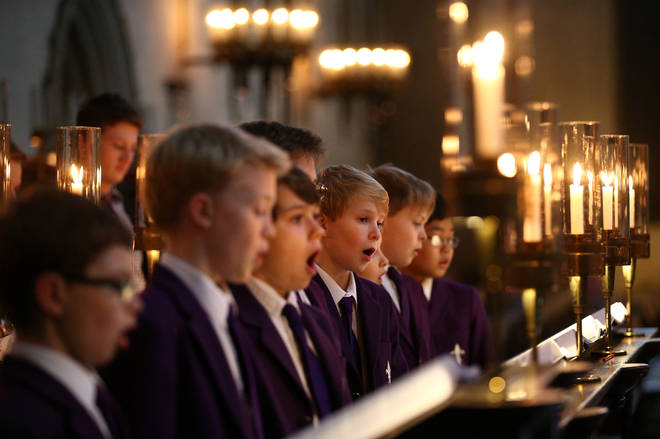 British soprano Lesley Garrett calls for the Choir of King's College Cambridge to accept girls