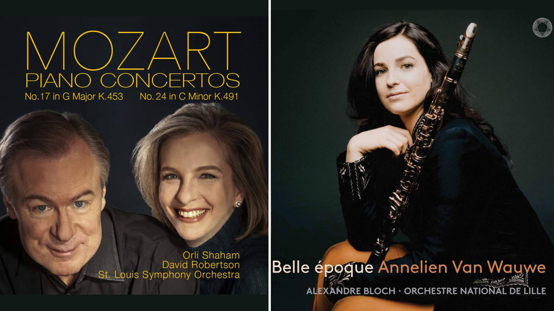 New Releases: Mozart Piano Concertos; Belle Époque