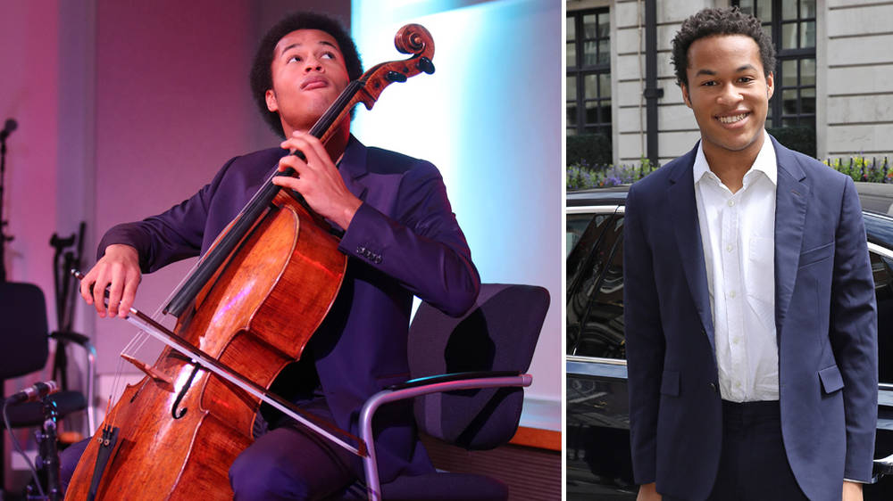 Sheku Kanneh-Mason: we reveal the British royal wedding cellist's concerts, net worth and family