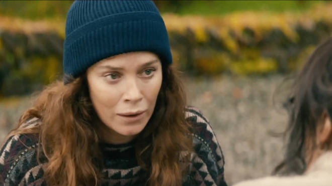 Anna Friel stars as Lisa in ITV's Deep Water