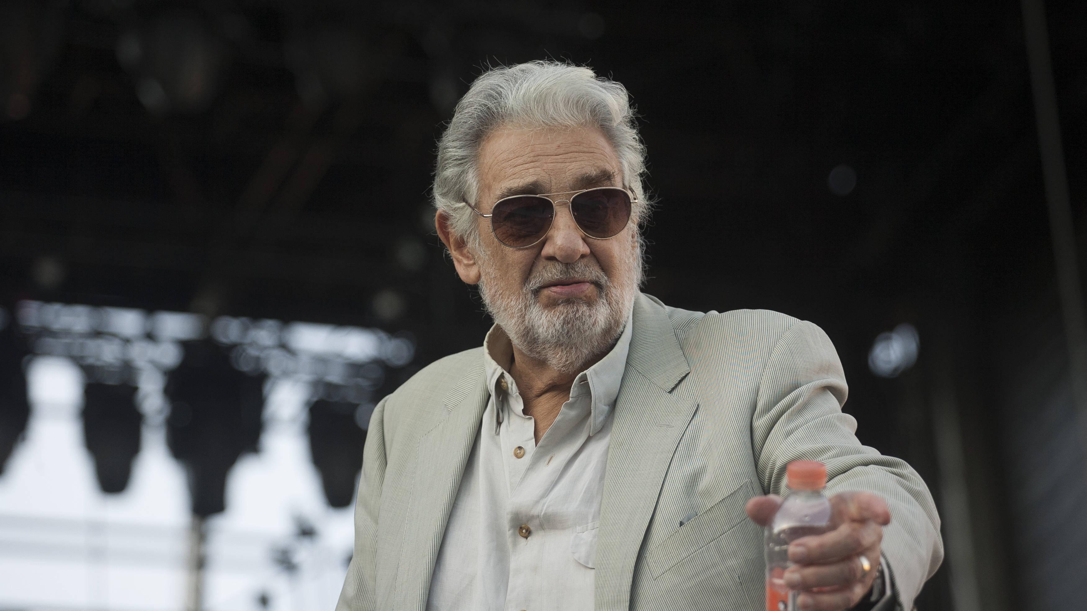 Plácido Domingo: LA Opera names the lawyer who will lead the investigation